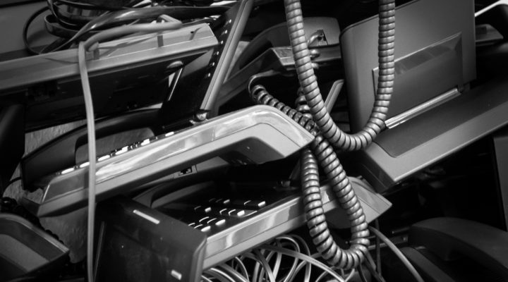 Proper E-waste Management: How Do You Do That?