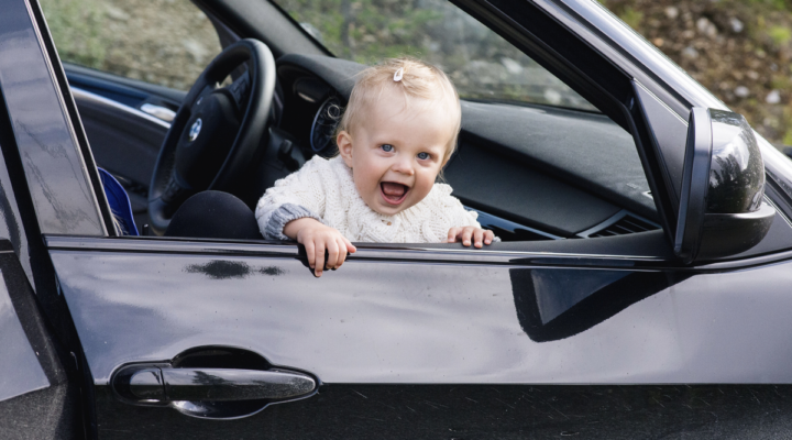 How to Make Baby's First Road Trip a Success