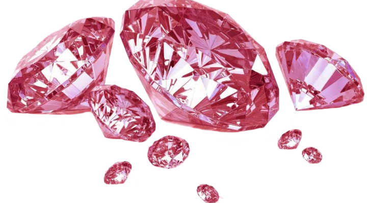 The color intensity increases the worth of Pink Diamonds